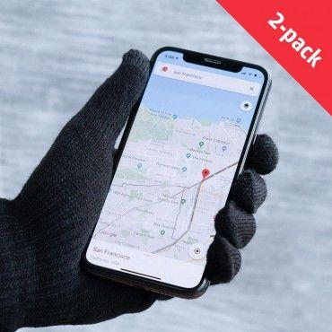 Touchscreen kesztyű iGlove 2-Pack – Téli kiárusítás