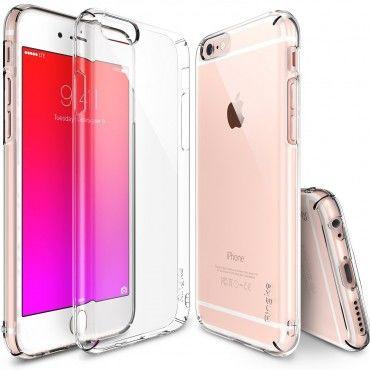 "Ringke ""Slim"" védőtok iPhone 6 / 6S telefonokhoz – crystal"