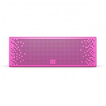 Xiaomi bluetooth hangszóró fém házzal – rózsaszín