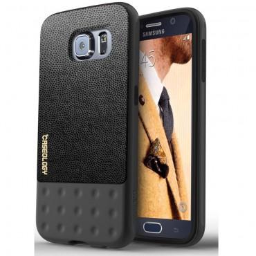 Ovitek Caseology Riot Series Samsung Galaxy S6 készülékekhez – fekete