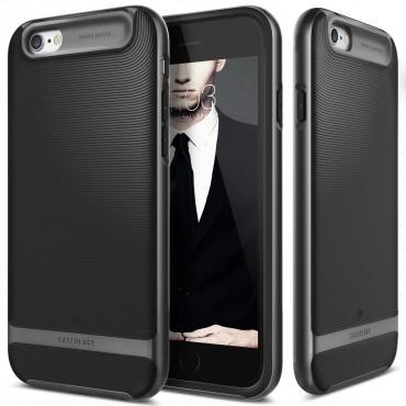 Caseology Wavelength Series védőtok iPhone 6 / 6S telefonokhoz – fekete