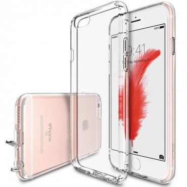 """Ringke """"Air"""" védőtok iPhone 6 / 6S készülékekhez – crystal view"""