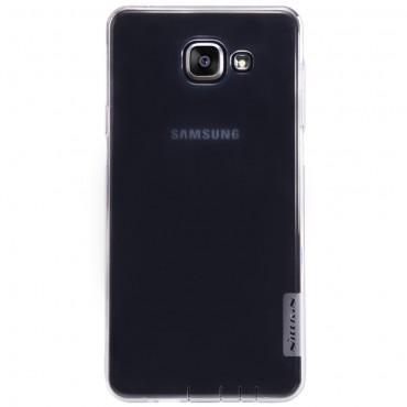 """Vékony """"Nature"""" prémium védőtok Galaxy A5 2016 készülékekhez - átlátszó"""