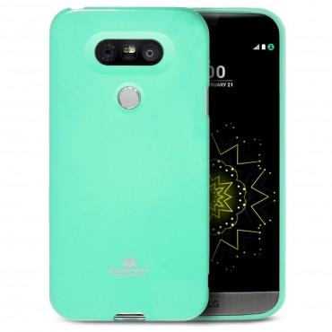 TPU géles Goospery Jelly Case védőtok LG G5 készülékekhez – mint