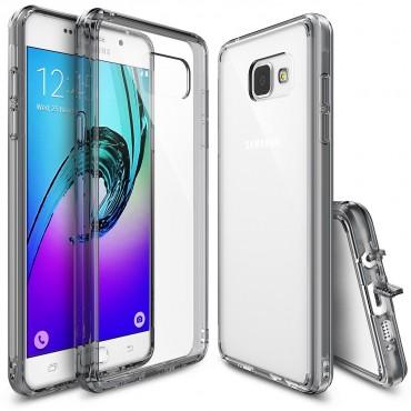 """Ringke """"Fusion"""" védőtok Samsung Galaxy A5 2016 készülékekhez - smoke black"""