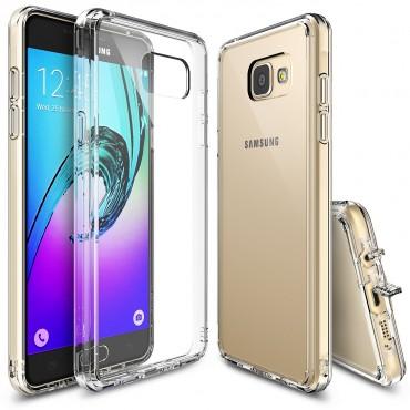 """Tok Ringke """"Fusion"""" Samsung Galaxy A5 (2016) készülékekhez - crystal view"""
