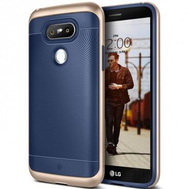 Ovitek Caseology Wavelength LG G5 készülékekhez – navy blue