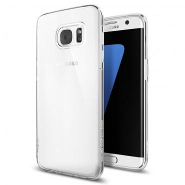"""Tok Spigen """"Liquid Crystal"""" Samsung Galaxy S7 Edge készülékekhez"""