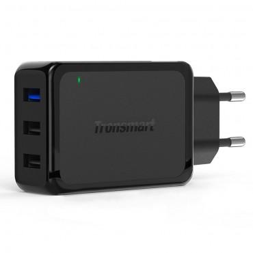 Premium fali töltő Tronsmart 3-Port Quick Charge 3.0