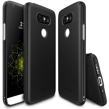 """Tok Ringke """"Slim"""" LG G5 készülékekhez - sf black"""
