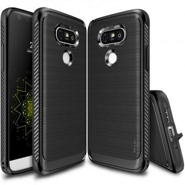 """Ringke """"Onyx"""" védőtok LG G5 készülékekhez – fekete"""
