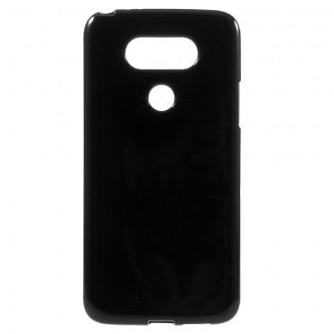 TPU gél tok LG G5 készülékekhez - fekete