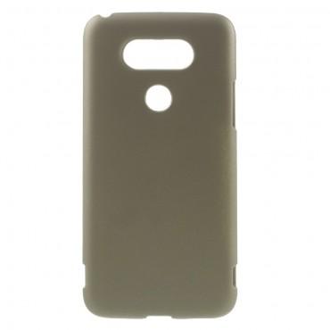 Kemény TPU védőtok LG G5 készülékekhez – aranyszínű