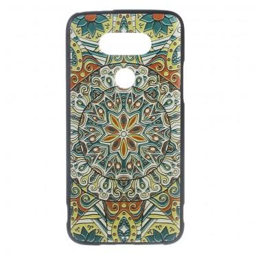 Ancient Flower TPU géles védőtok LG G5 készülékekhez