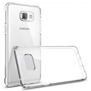 """Spigen """"Ultra Hybrid"""" védőtok Samsung Galaxy A5 2016 készülékhez – crystal clear"""