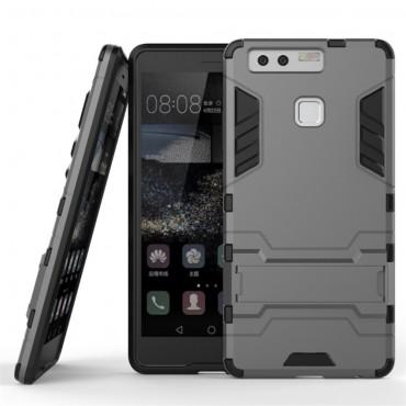"""Strapabíró """"Impact X"""" védőtok Huawei P9 készülékekhez – szürke"""