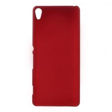 Kemény TPU védőtok Sony Xperia XA készülékekhez – piros
