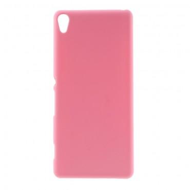 Kemény TPU védőtok Sony Xperia XA készülékekhez – rózsaszín