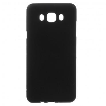 TPU gél tok Samsung Galaxy J7 (2016) készülékekhez - fekete