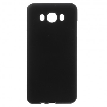 TPU géles védőtok Samsung Galaxy J7 (2016) készülékekhez – fekete