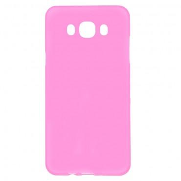 TPU gél tok Samsung Galaxy J7 (2016) készülékekhez - rózsaszín
