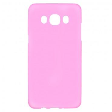 TPU géles védőtok Samsung Galaxy J5 2016 készülékekhez – rózsaszín