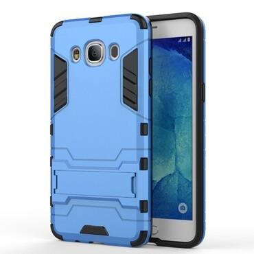 """Strapabíró """"Impact X"""" védőtok Samsung Galaxy J5 2016 készülékekhez – kék"""