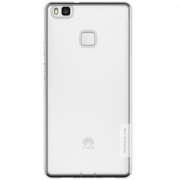 """Vékony """"Nature"""" prémium védőtok Huawei P9 Lite készülékekhez - átlátszó"""
