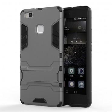 """Strapabíró """"Impact X"""" védőtok Huawei P9 Lite készülékekhez – szürke"""