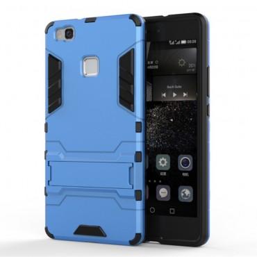 """Strapabíró """"Impact X"""" védőtok Huawei P9 Lite készülékekhez – kék"""