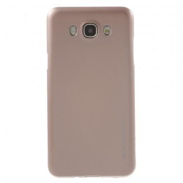Goospery iJelly Case TPU géles védőtok Samsung Galaxy J7 2016 készülékekhez – rózsaszín