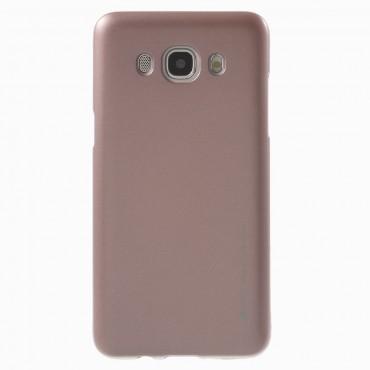 Goospery iJelly Case TPU géles védőtok Samsung Galaxy J5 2016 készülékekhez – rózsaszín