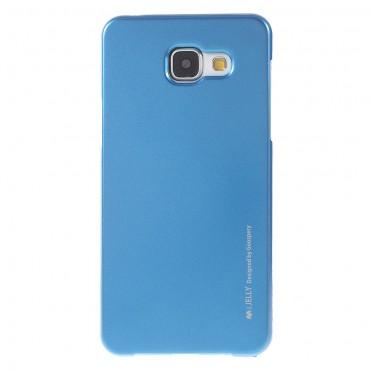 Goospery iJelly Case TPU géles védőtok Samsung Galaxy A5 2016 készülékekhez – kék