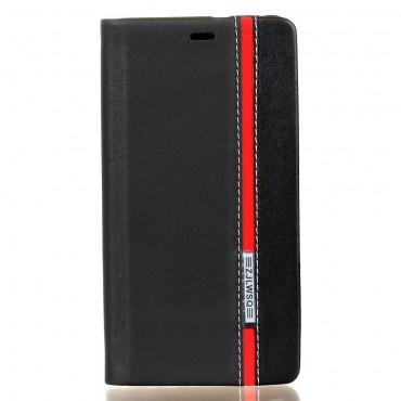 Elegant Line divatos tárca Huawei P9 Lite készülékekhez – fekete