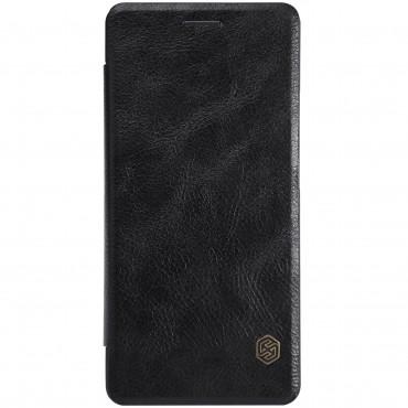 """Elegáns """"Qin"""" tárca Huawei P9 Lite készülékekhez – fekete"""