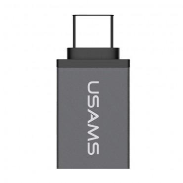 USB-C – USB 3.0 adapter - fekete