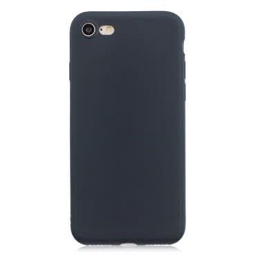 TPU géles védőtok iPhone 8 / iPhone 7 készülékekhez – fekete