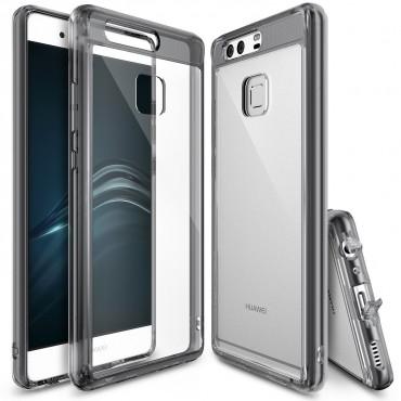 """Ringke """"Fusion"""" védőtok Huawei P9 készülékekhez - smoke black"""