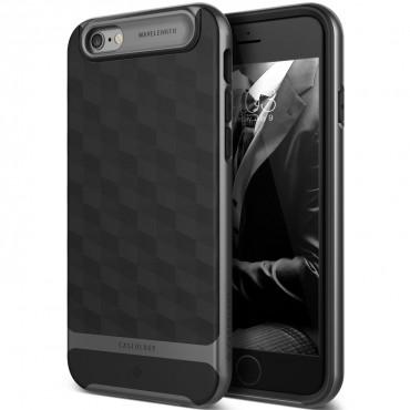 Caseology Parallax védőtok iPhone 6 / 6S készülékekhez – fekete