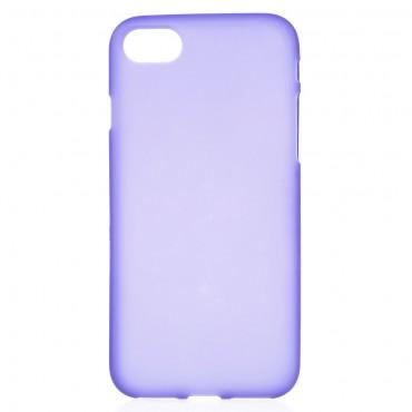 TPU géles védőtok iPhone 8 / iPhone 7 készülékekhez – lila
