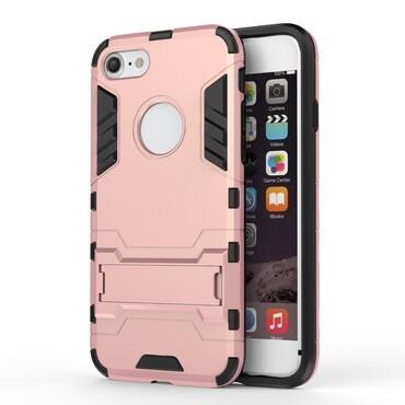 """Strapabíró tok """"Impact X"""" iPhone 7 készülékekhez - rózsaszín"""