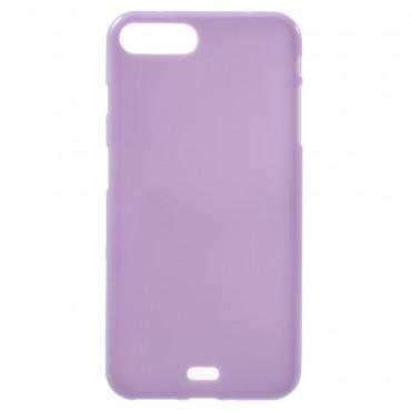 TPU géles védőtok iPhone 8 Plus / iPhone 7 Plus készülékekhez – lila