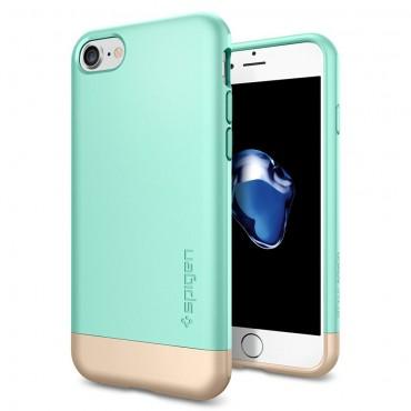 """Tok Spigen """"Style Armor"""" iPhone 7 készülékekhez - mint"""