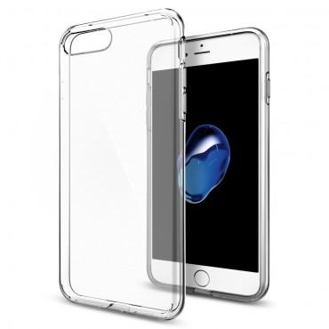 """Spigen """"Liquid Crystal"""" védőtok iPhone 8 Plus / iPhone 7 Plus készülékekhez"""