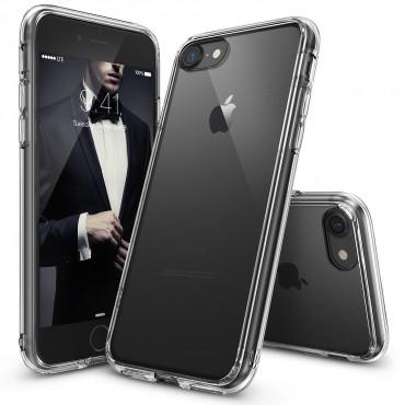 """Tok Ringke """"Fusion"""" iPhone 8 / iPhone 7 készülékekhez - crystal view"""