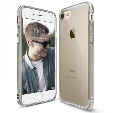 """Ringke """"Air"""" védőtok iPhone 8 / iPhone 7 készülékekhez – smoke black"""