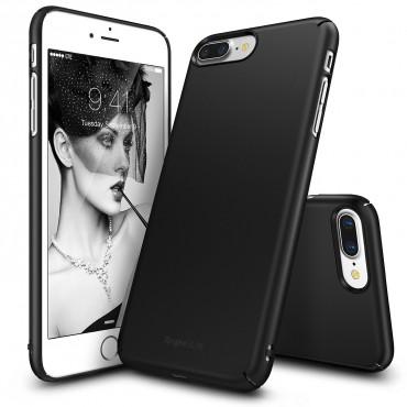 "Tok Ringke ""Slim"" iPhone 8 Plus / iPhone 7 Plus készülékekhez - sf black"