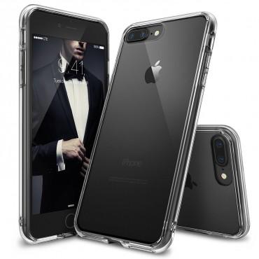 """Ringke """"Fusion"""" védőtok iPhone 8 Plus / iPhone 7 Plus készülékekhez – crystal view"""