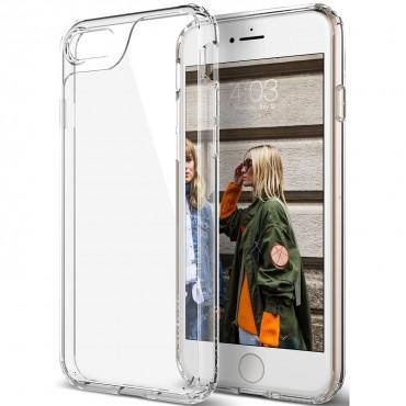 Caseology Waterfall Series borító iPhone 7 telefonokhoz - crystal clear