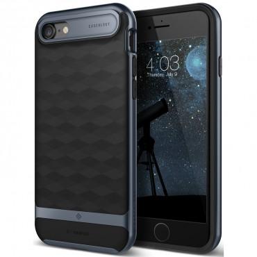 Caseology Parallax védőtok iPhone 7 készülékekhez – fekete